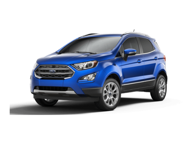 New 2019 Ford EcoSport Titanium Crossover For Sale/Lease Jenkintown